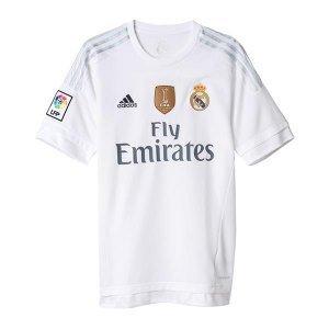 Real Madrid Trikot Home WC 2015/16 für 49,95€ - Versandkostenfrei @11teamsports