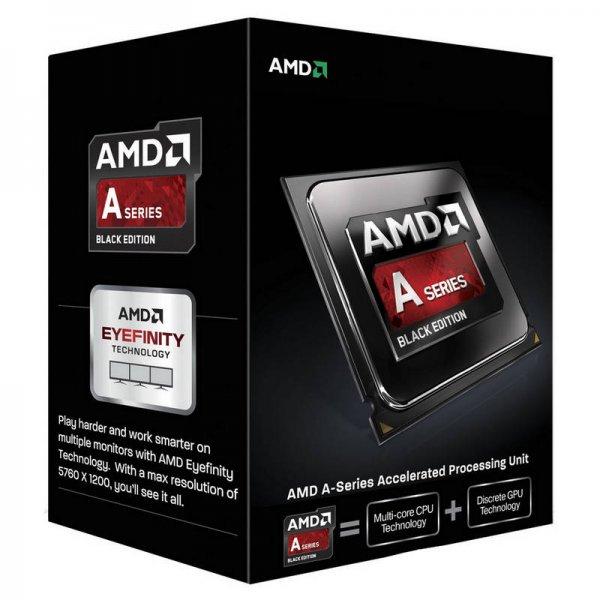 AMD (A10-7850K) 4 x 3.7 GHz Quad Core Sockel FM2 bei Conrad für 99€ (statt 119,85)