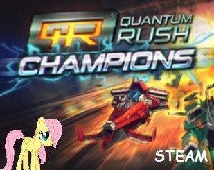 Quantum Rush: Champions (STEAM Key Giveaway / UshockGaming.com)