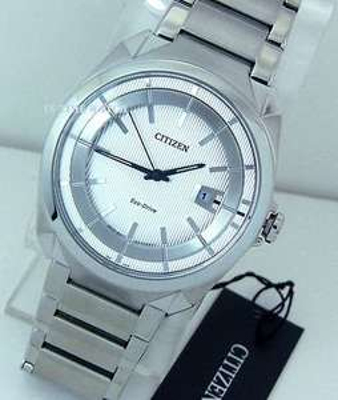 Citizen Herren-Armbanduhr XL Analog Quarz Edelstahl AW1010-57B