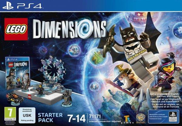 (Müller) Lego Dimensions Starter Pack