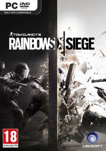 [cdkeys.com] [PC-UPlay] Tom Clancy's Rainbow Six Siege Key (-5% durch Facebook Gutschein --> 27.12€) 21% unter anderen Keyshops