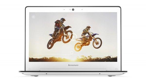 [Amazon] Lenovo U31-70 33,8 cm (13,3 Zoll FHD IPS AG) Ultrabook (Intel Core i3 5010U, 2,1GHz, 4GB RAM, 128GB SSD, Intel HD, DOS) weiß