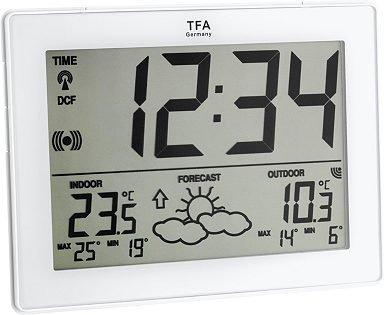 [OTTO - Neukunden] TFA Metro Funk-Wetterstation weiß für 22,99€ inkl. Versand statt 39,99€