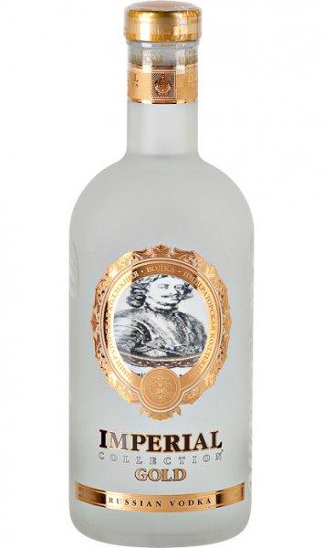 Imperial Gold Collection Premium Vodka 0,7 für 10,99 Euro @ Kaufland HD Baden Württemberg