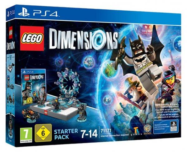 LEGO Dimensions für PS4 Starter Paket