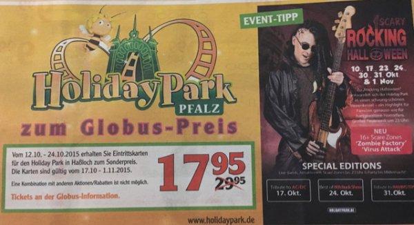 Holiday Park 17,95€ statt 29,95€