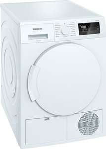 [Redcoon Late Night] Siemens WT43H000  Wärmepumpentrockner, Display, 7kg, A+