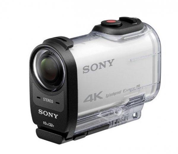 [Amazon WHD ,,Sehr gut''] Sony FDR X1000V 4K Actioncam / Oder mit etwas Glück für 270€ NEU @Saturn Outlet Ebay