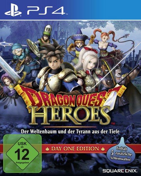 [amazon.de] Dragon Quest Heroes PS4 für 47,99€