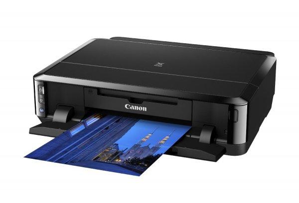 [NBB] Canon Pixma iP7250 Tintenstrahldrucker (WLAN, Auto Duplex Druck,9600x2400 dpi, USB)