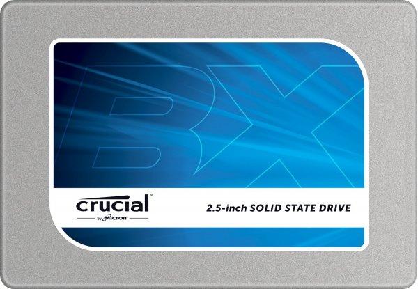[ebay WOW] Crucial BX100 SSD, 1 TB int. 6,35 cm SSD, MLC, SATA III