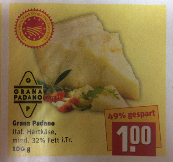 Grana Padano REWE 10€/kg