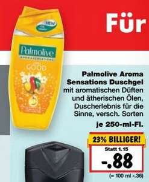 [KAUFLAND] KW43 Palmolive Duschgel 7Stück für 4,16€