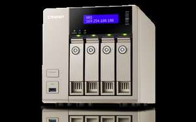 [NBB] QNAP Turbo Station TVS-463-4G für 555 Euro
