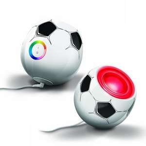 3 Stück Philips LivingColors Soccer Edition 6915055PH