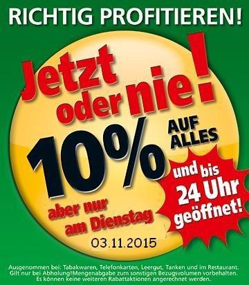 [Handelshof] Deutschlandweit 10 % auf Alles