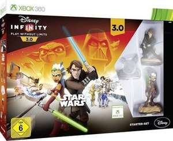 [Amazon] Disney Infinity 3.0. Starterpack Xbox360 & PS3