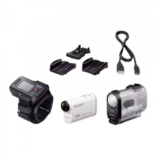 Sony FDR-X1000VR - Sportkamera 4K + Steuerungsuhr RM-LVR2  (GPS und WIFI/NFC) inkl.Vsk für 320,87 € > [amazon.fr] > Blitzangebot