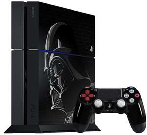 [amazon.fr] Playstation 4 - 1TB Star Wars Battlefront Limited Edition