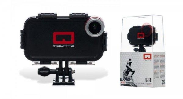 MAPTAQ Q-Mountz iPhone 5 / 5S Outdoor Action Case Halterung Brustgurt IP68 (BWare)  für 9,90€ @ Ebay.de