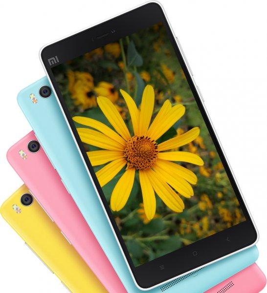 "Xiaomi mi4c | 5"" FHD | Snapdragon 808 | 32 GB ROM | 3 GB RAM | USB Type-C |"