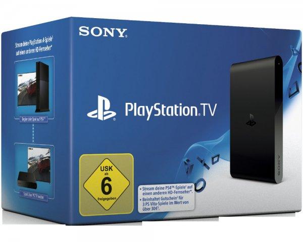 [eBay-MediaMarkt Hof] Sony PlayStation TV für 34,99€ inkl. Versand
