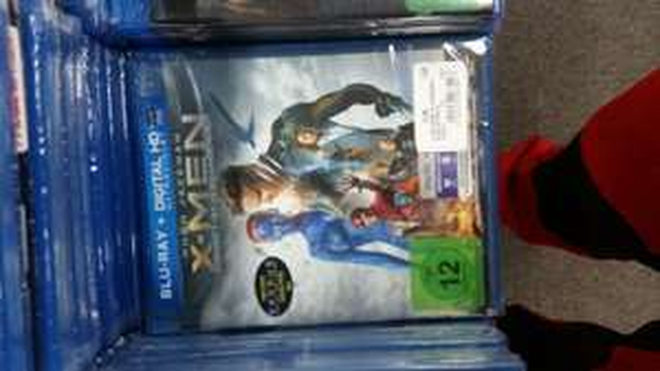 [MM Potsdam] [Bluray] Avatar / X-Men ZiV. für je 5€