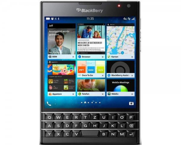Blackberry Passport Neu  Ebay Saturn Outlet mit 10 % Paypal 359 Euro !