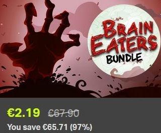 [STEAM] Brain Eaters Bundle @ Bundle Stars