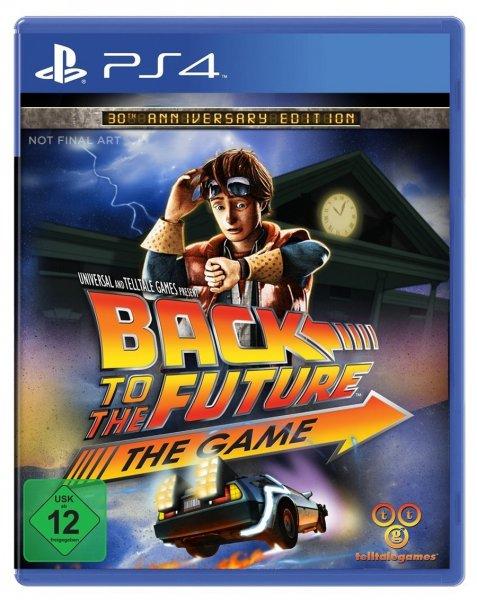 Back to the Future - The Game: 30-Jährige Jubiläumsausgabe (Zurück in die Zukunft)