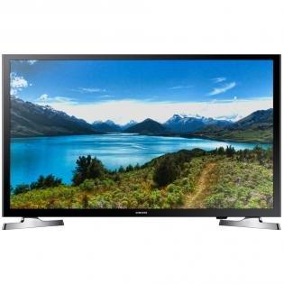 "Samsung UE32J4570SS, 80 cm (32""), 4 Series LED-TV, Smart TV, 720p, Schwarz, für 267€ statt 292€ @metacomp"