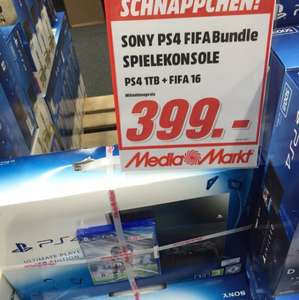 Sony Playstation 4 + Fifa16 Bundle