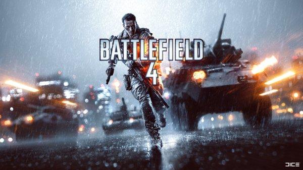 Battlefield 4 EA Origin CD Key