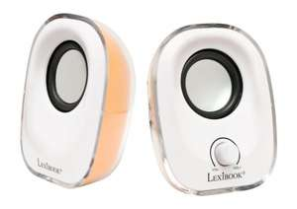 [Amazon.de-Prime] Lexibook MFA210 - USB Lautsprecher für Tablets