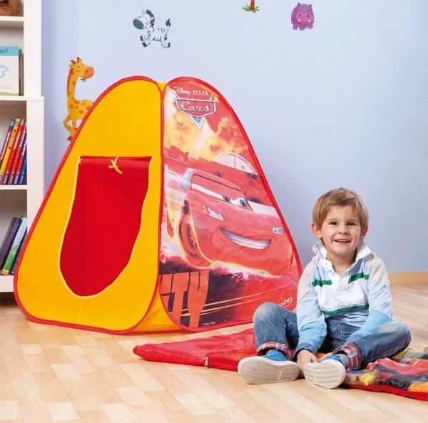 [Amazon.de-Prime] John 72563 - Cars Set aus PopUp Spielzelt und Schlafsack