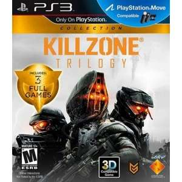 [Playasia PS3] Killzone Trilogy US Version