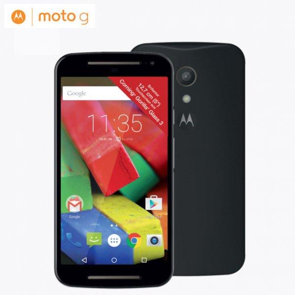 Motorola Moto G 4G LTE (2.Gen.) für 139€ (129€) bei Aldi Nord ab dem 29.10.