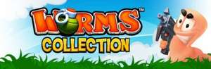 [Steam] Worms Collection - Midweek Madness