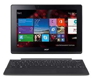 [Otto] Acer Aspire Switch 10 E - Pro7 Entertainment Edition 2 in 1 Notebook & Tablet, Intel® Atom™ + Tasche & Office 365