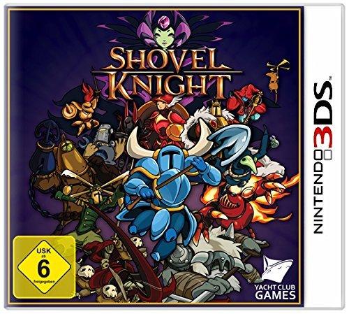 3DS - Shovel Knight (Saturn, Fehler?)