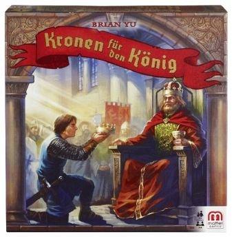 (Brettspiel/Bücher.de) Kronen für den König für 8,99 €