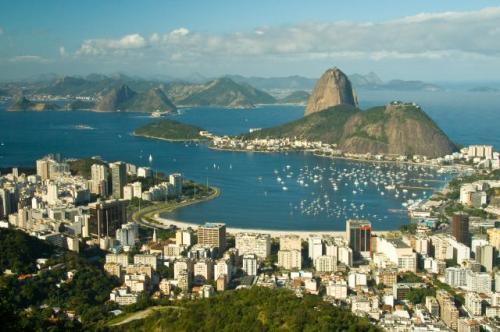 Flüge: Brüssel – Rio de Janeiro 252€ (Hin- u. Zurück) NUR HEUTE !