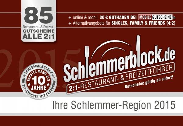 [Kaufland Baden-Baden] Schlemmerblock 2016 für nur 12,95€ (Angebot)