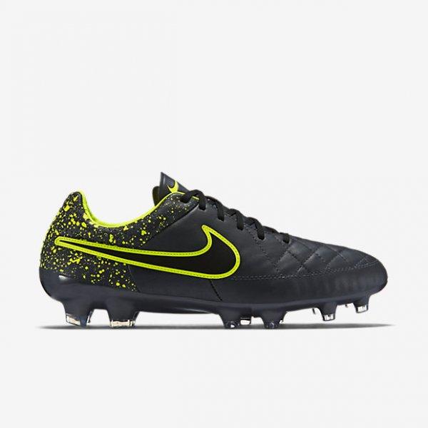 Nike tiempo Legacy FG anthracite/black-volt (Model 2015) [classicsportshoes.de]