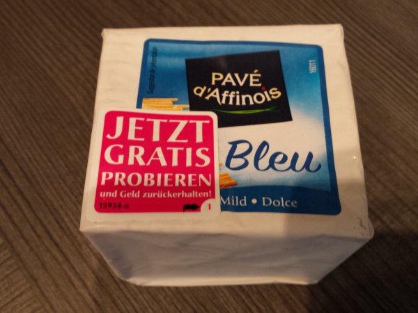 [GzG] Gratis probieren: Käse Fromager d'Affinois und Pavé d'Affinois