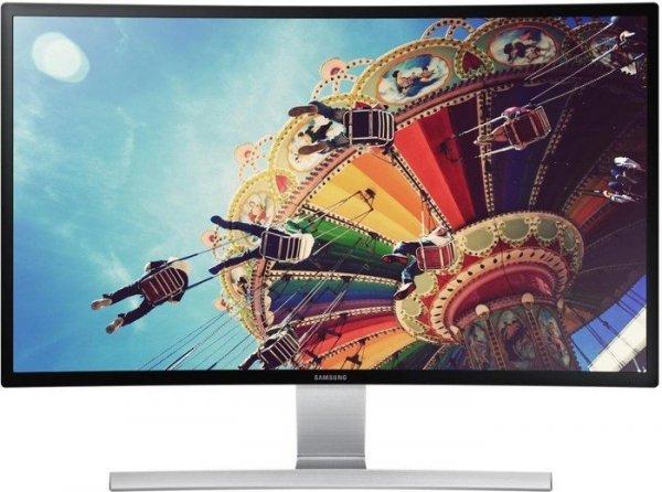 "Samsung S27D590SC für 222€ @Cyberport - 27"" Curved FullHD Monitor"