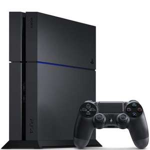 Playstation 4 (PS4 mit 500 GB in schwarz oder weiss)