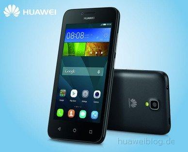 [AT] Huawei Y5 LTE  für 96,77 €