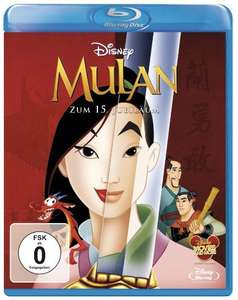 Mulan - Jubiläumsedition [Blu-ray] @ Amazon Prime